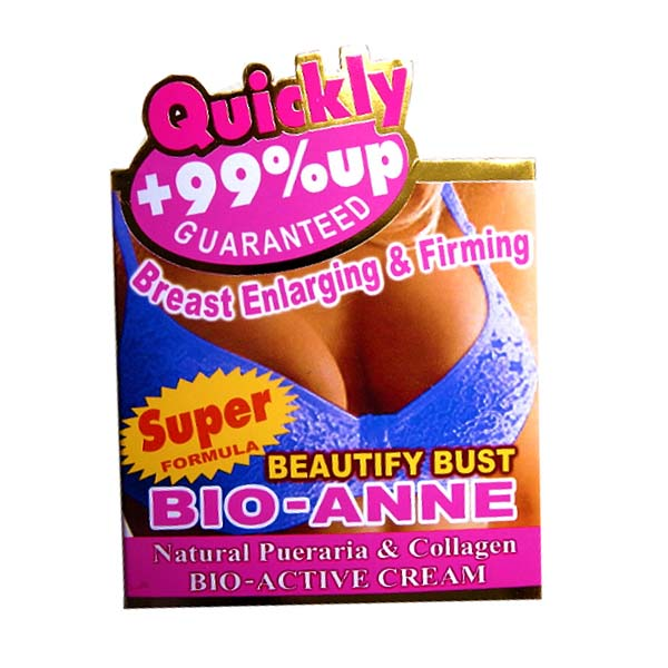breast growth cream