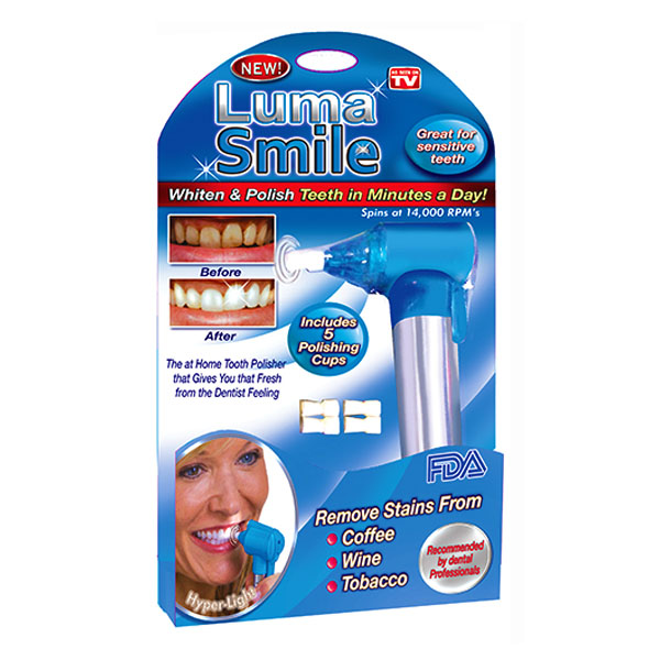 Luma Smile Tooth Polisher in Pakistan