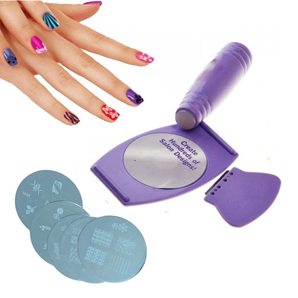 Nail Stamping Kit in Pakistan