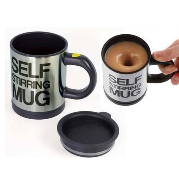 Self Stirring Mug in Pakistan