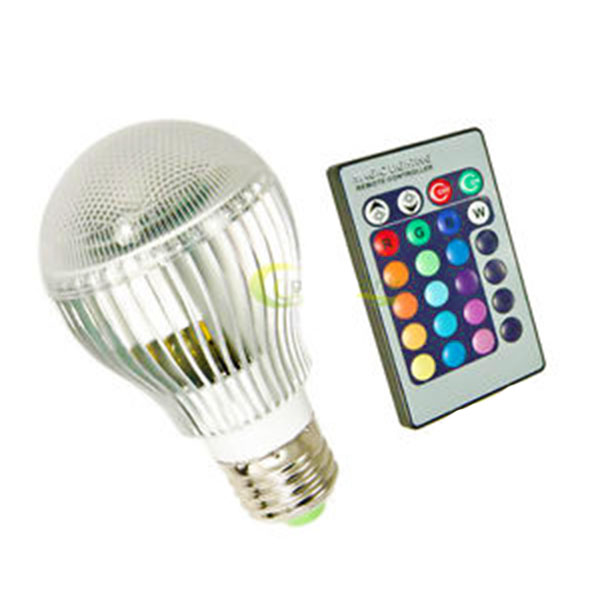 remote control led bulb in pakistan