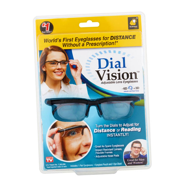 Dial Vision Glasses in Pakistan