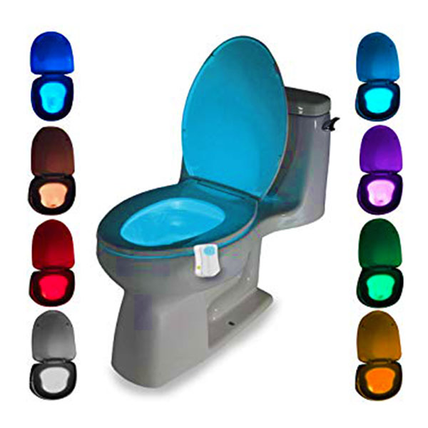 Toilet Colors Light in Pakistan