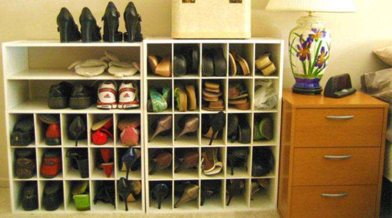 5 Shoe Storage Ideas DIY
