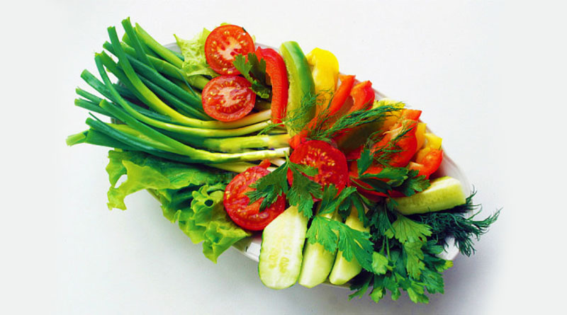 5 Tips for Salad Cutting in Different Shapes