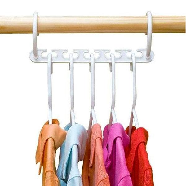 8 pcs Triples Closet Hanger in Pakistan
