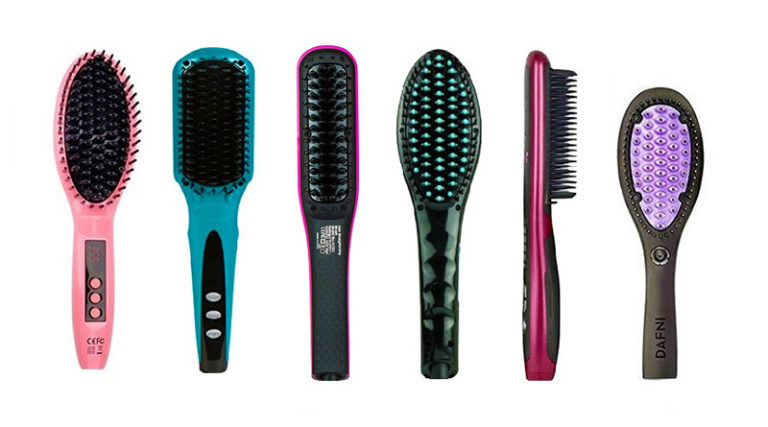 Best Hair Straightening Brush 2018