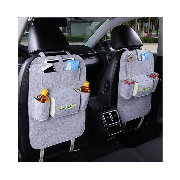Car Back Seat Multi Pocket Bag in Pakistan