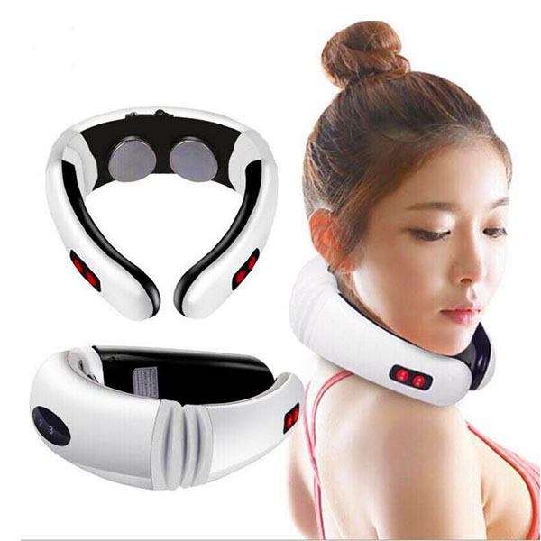 Electric Pulse Neck Massager in Pakistan