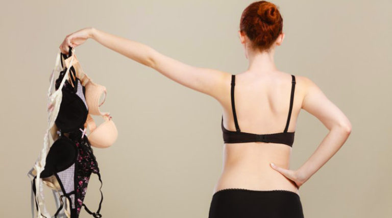 What to do with Bras that No Longer Fit
