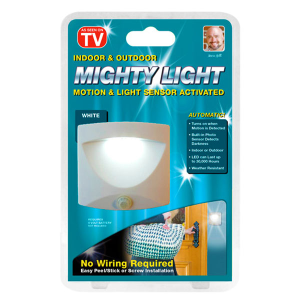 Mighty Light Motion Sensor Light in Pakistan