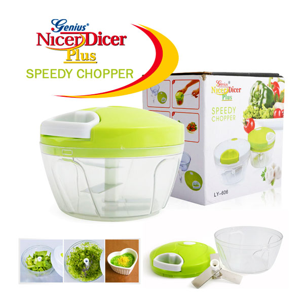 Nicer Dicer Plus Speedy Chopper in Pakistan