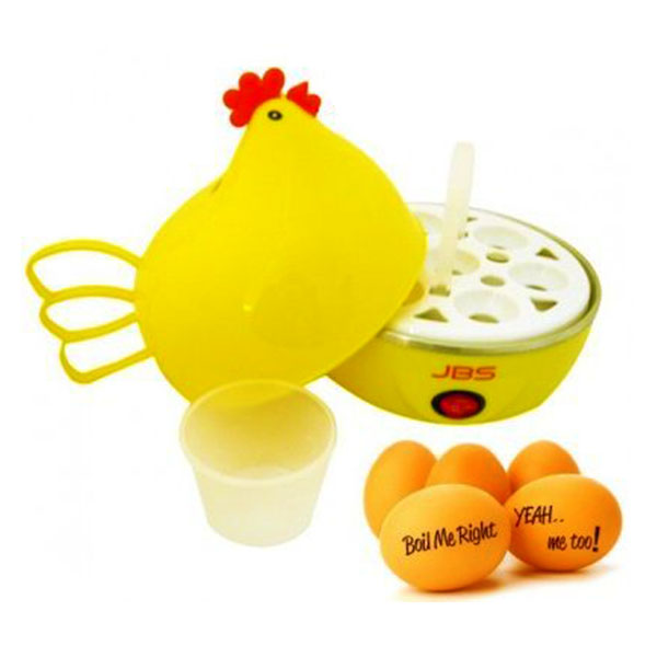 Electronic Egg Poacher in Pakistan