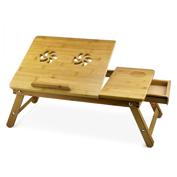 Foldable Wooden Laptop Table in Pakistan