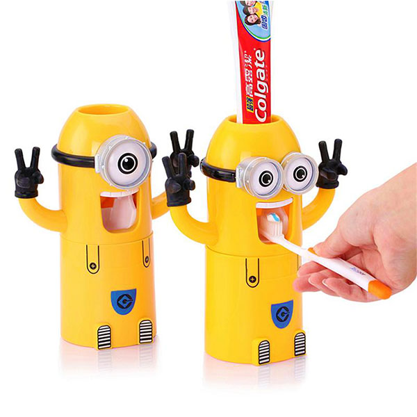 Minion Toothpaste Dispenser in Pakistan