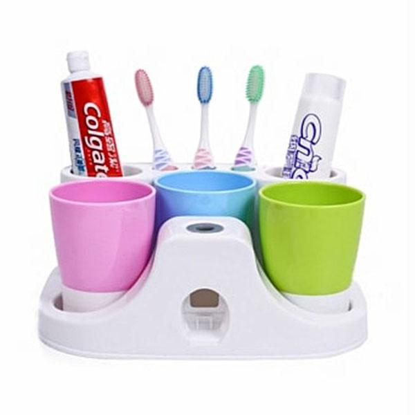 Toothpaste Squeezer Organizer in Pakistan