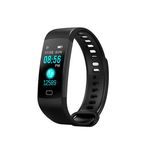 Y4 Smart Band Fitness Tracker Watch in Pakistan