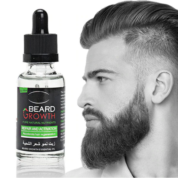 Beard Growth Essential Oil in Pakistan