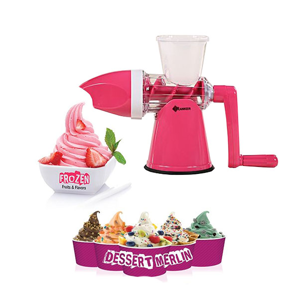 Dessert Merlin Fruit Dessert Maker in Pakistan