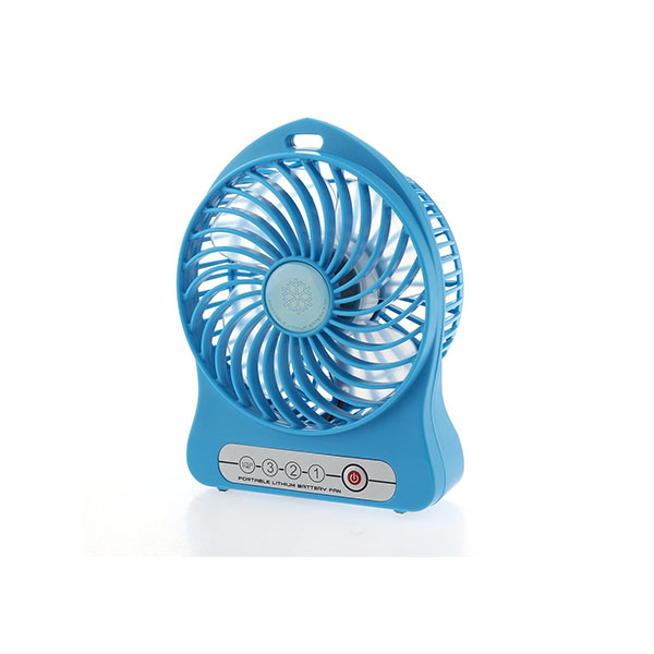 Portable Lithium Battery Fan in Pakistan